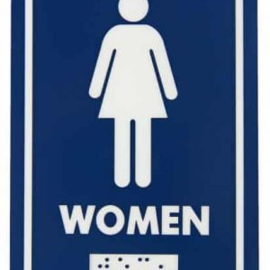 WASHROOM SIGNS