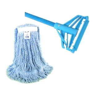 Wet Mops & Handles