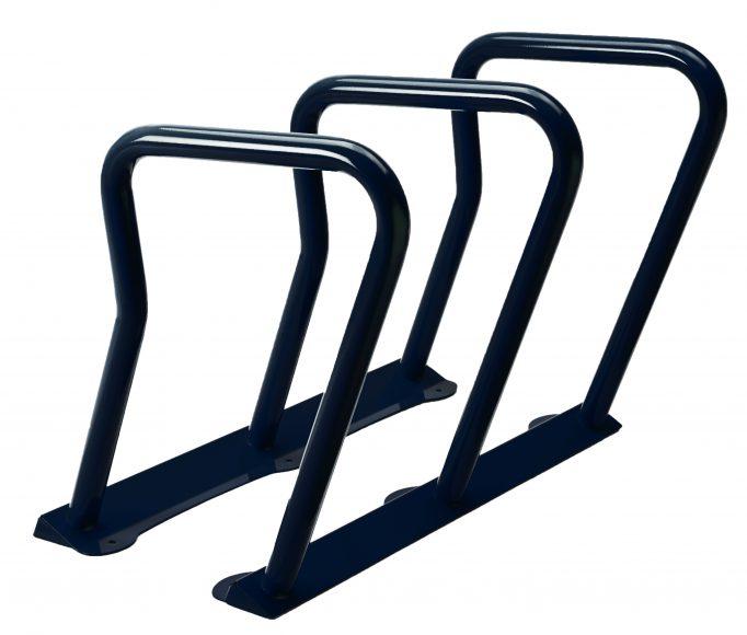 2090 - black bike rack