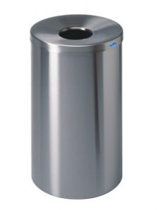 310-J-stand alone waste receptacle