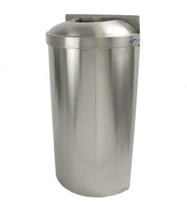 312-S-Outdoor Waste receptacle