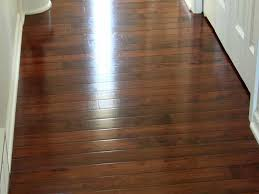 clean floor using floor scrubber