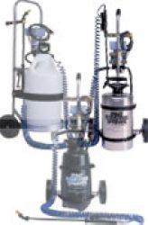 B & G TANK SPRAYERS